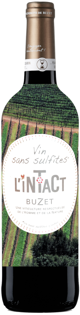 Vin intact - Agence Carrere